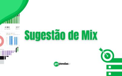 Sugestão de Mix de produto – Govendas
